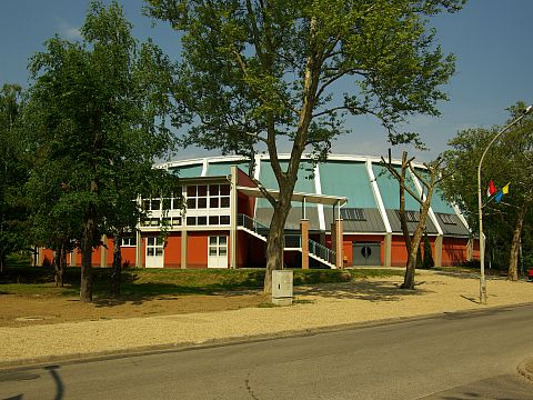 Tiszaligeti Sports Hall